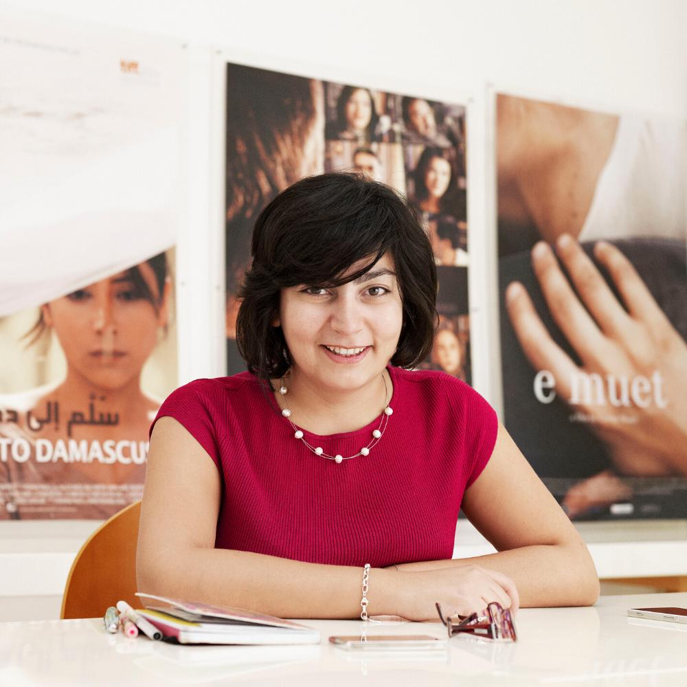 Myriam Sassine