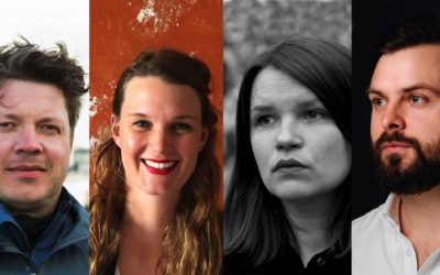 The Pop Up Film Residency to expand in Northern Europe with a wonderful bunch of new hosts!