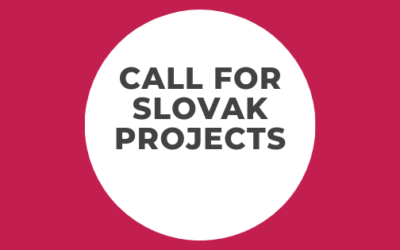 CALL FOR SLOVAK PROJECTS – POP UP FILM RESIDENCY VISEGRAD