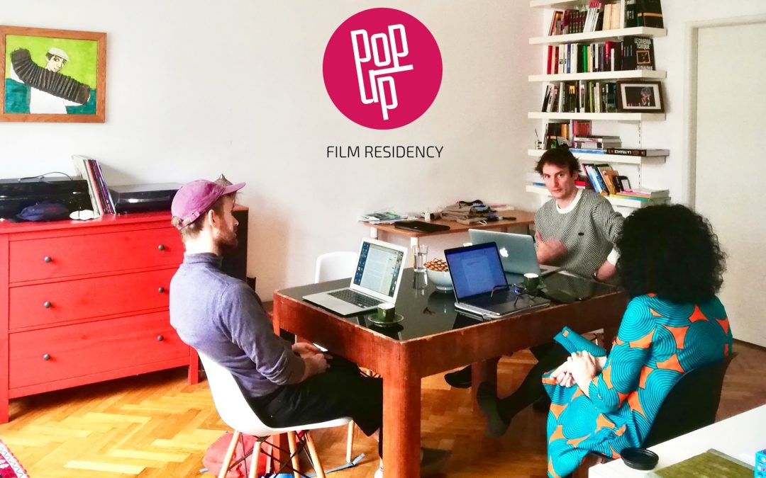 Pop Up Film Residency Visegrad