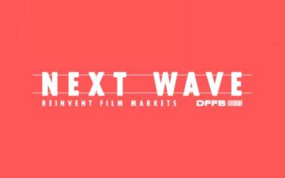 New Pop Up partner: NEXT WAVE